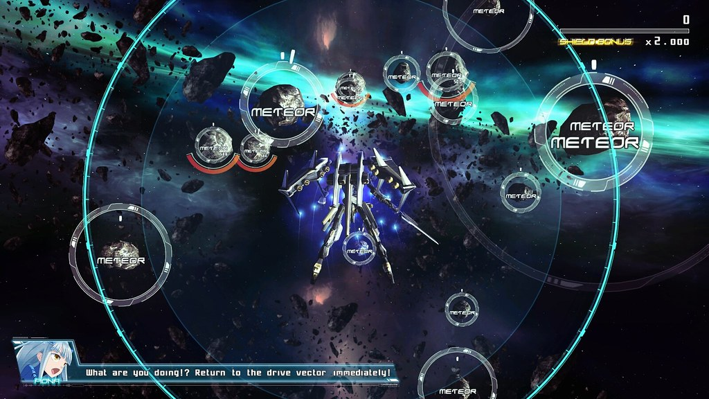 Astebreed on PS4