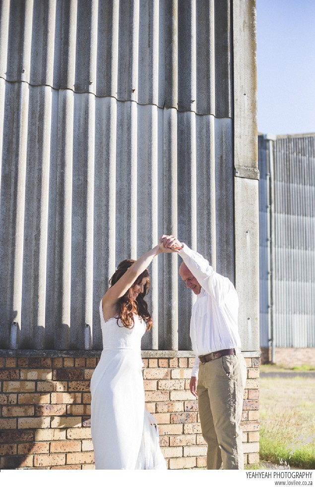 DIY Triggerfish Brewery wedding
