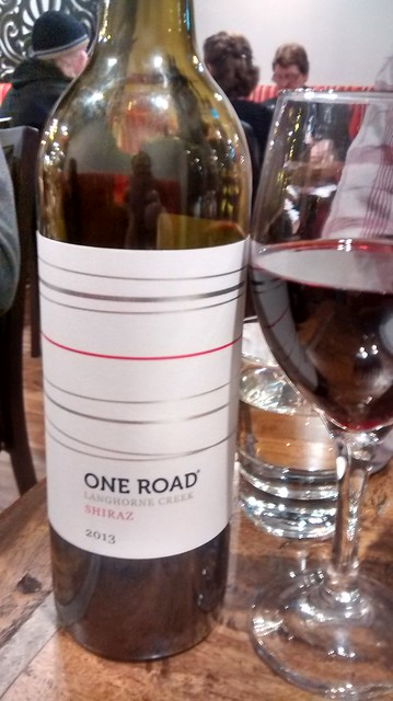 one road shiraz aldi