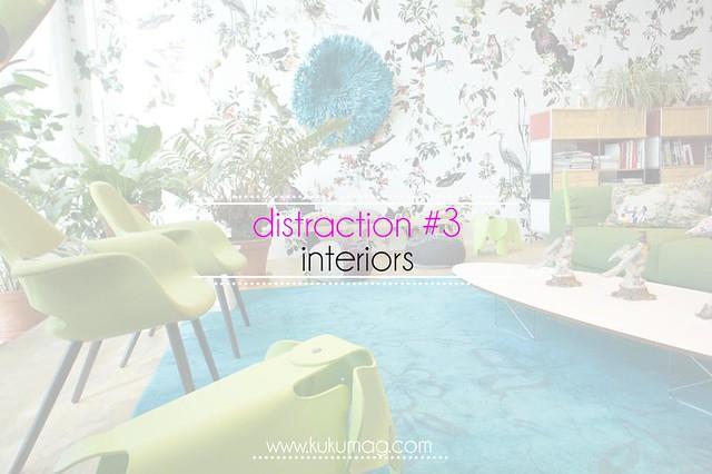 distraction interiors