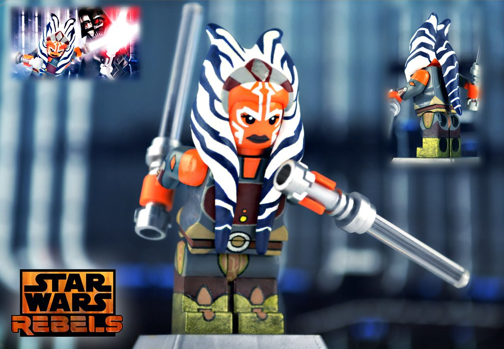 Blue Star Blade Reviews >> LEGO Star Wars : Ahsoka Tano | As some of you may know, I ...