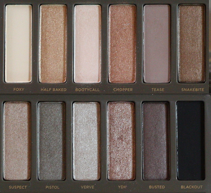 Beauty Urban Decay Naked 2 Palette Review And 4 Looks - The Styling Dutchman-5791