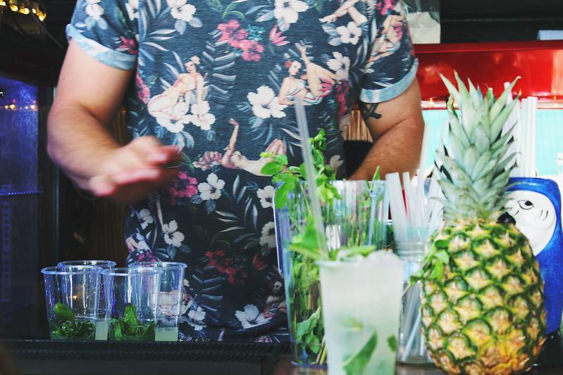 Taste of London Mahiki Bar