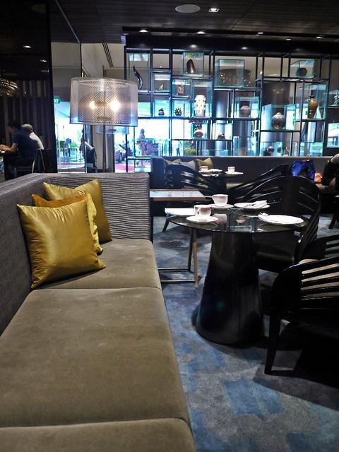 Anti:dote Afternoon Tea Fairmont Singapore