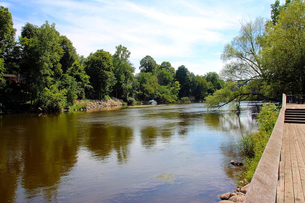 River Reflections Thornapple River Tassell Park