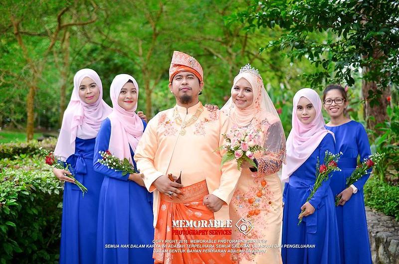 Gambar Kahwin Lagi Bersama Memorable Photography Services