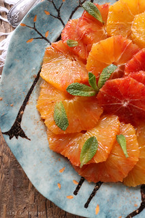 Moroccan Orange Salad | by herz-allerliebst