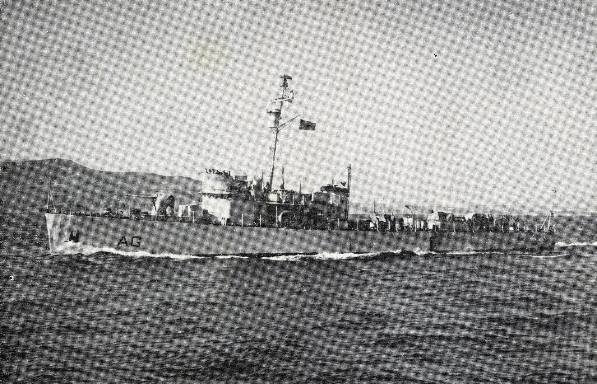Batiments et navires ayant servie au sein de la MRM - Page 3 32073625226_41536a7fc3_o