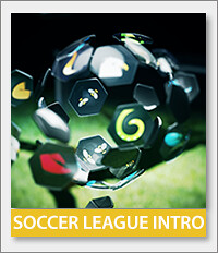 Soccer League, Soccer Ball, Football, Intro, Match, Sport Intro, Soccer, Promo, Reveal