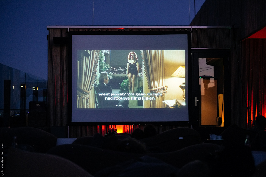Amsterdam West, Rooftop Movie Nights @Ramada Hotel