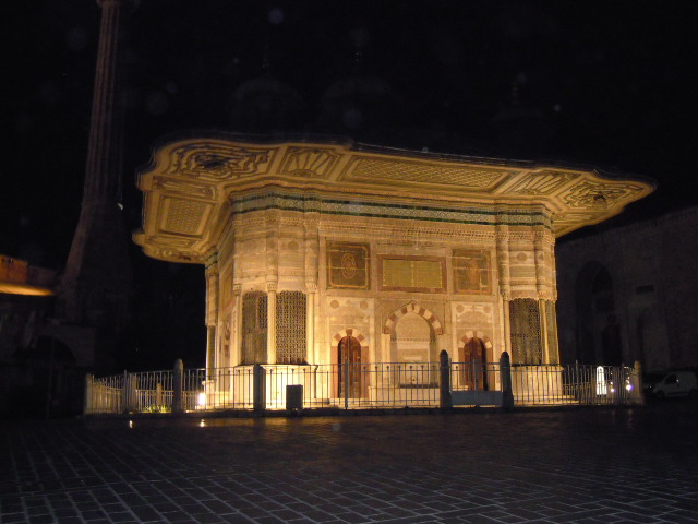 夜晚的皇宮-1
