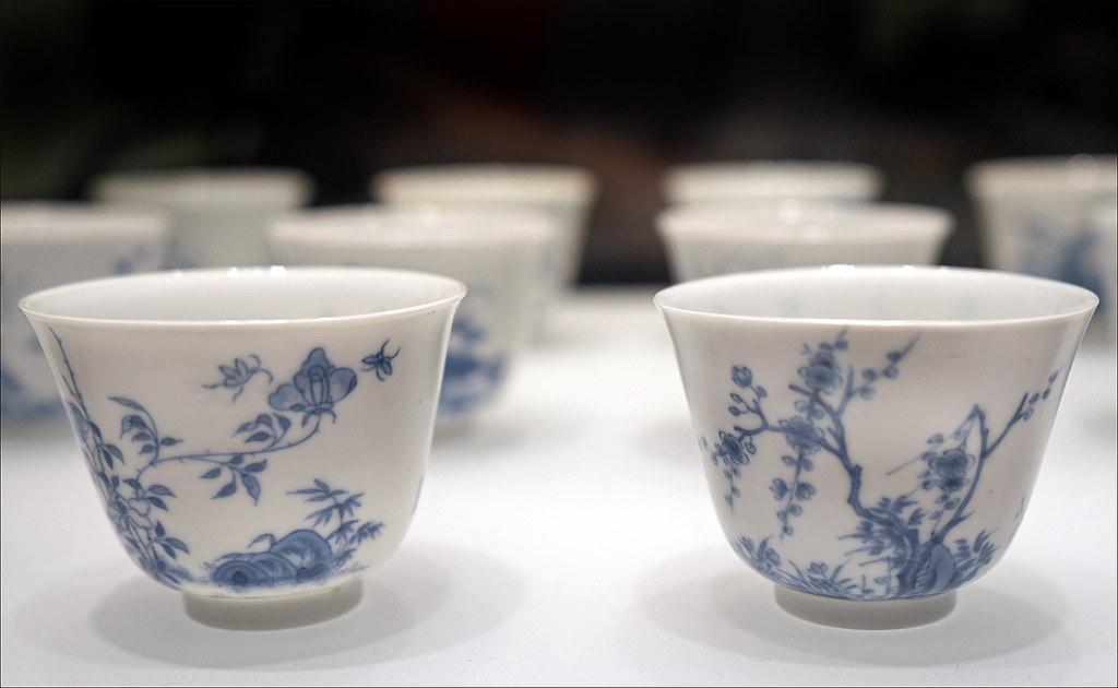 tasses en porcelaine mus e du hubei wuhan chine flickr. Black Bedroom Furniture Sets. Home Design Ideas