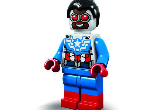 LEGO Marvel Sam Wilson SDCC 2015