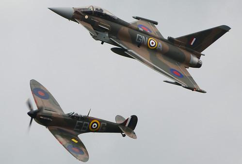 Biggin Hill Festival Of Flight >> DSC_4895 - Supermarine Spitfire Mk. IIa, P7350, Battle of …   Flickr