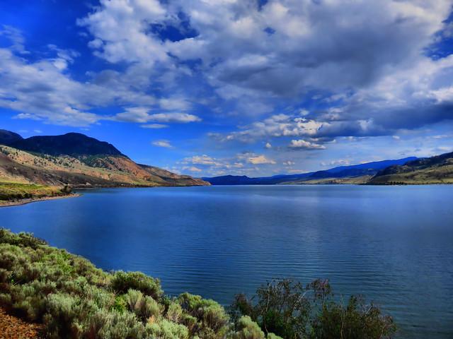 Lake HDR 20150615