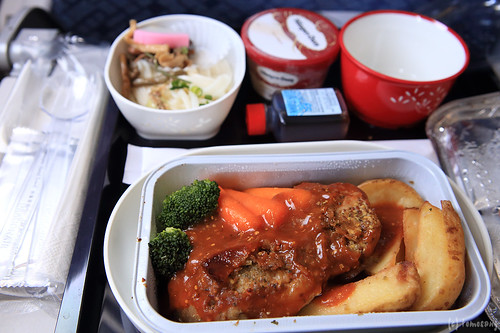 [Italy 2015] InFlight Meal