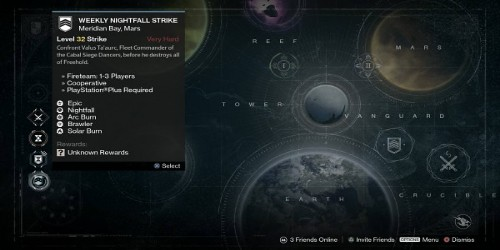 Destiny Weekly Reset - Nightfall, Heroic, Prison & More for June 23