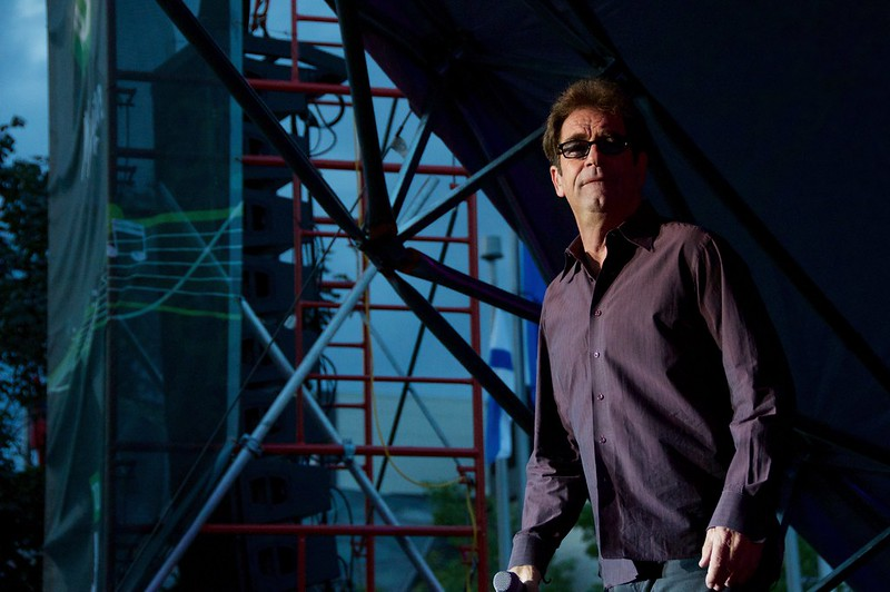 Huey Lewis and the News at Ottawa Jazzfest