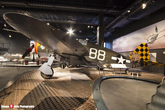 NX14519 42-8205 Big Stud - 345 - USAAF - Republic P-47D Thunderbolt - The Museum Of Flight - Seattle, Washington - 131021 - Steven Gray - IMG_3711
