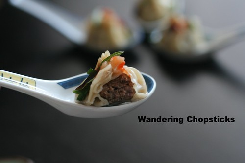 Pho-mplings (Vietnamese Beef Noodle Soup Dumplings) 21