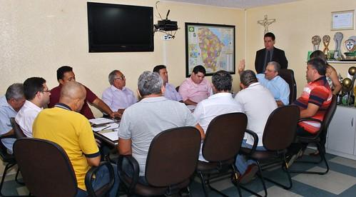 Conselho Técnico do Campeonato Cearense Série B - 17/01/2017