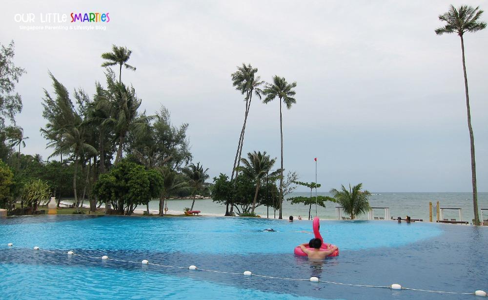 Nirwana Gardens Infinity Pool