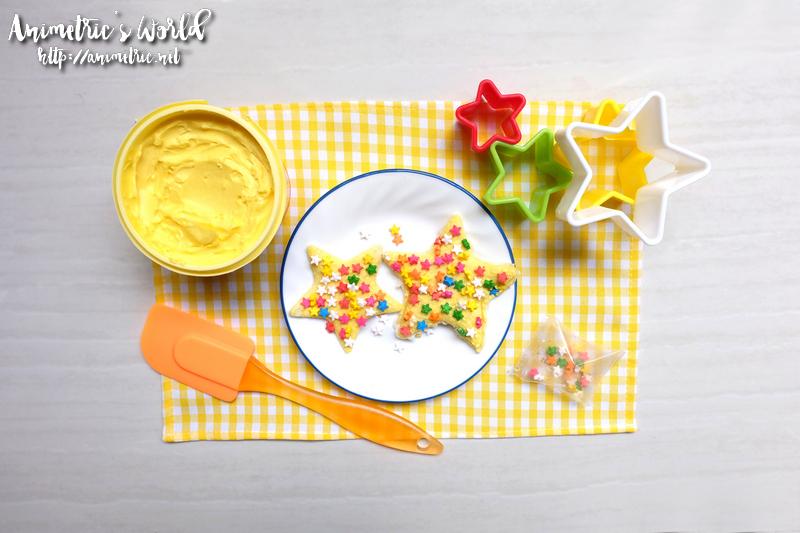 Star Margarine Fairy Bread
