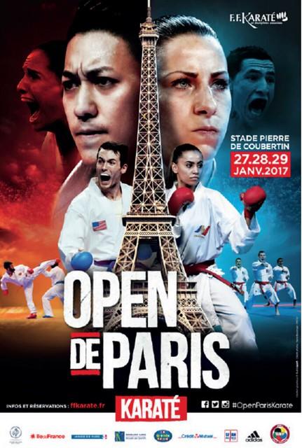 Open de Paris 2017