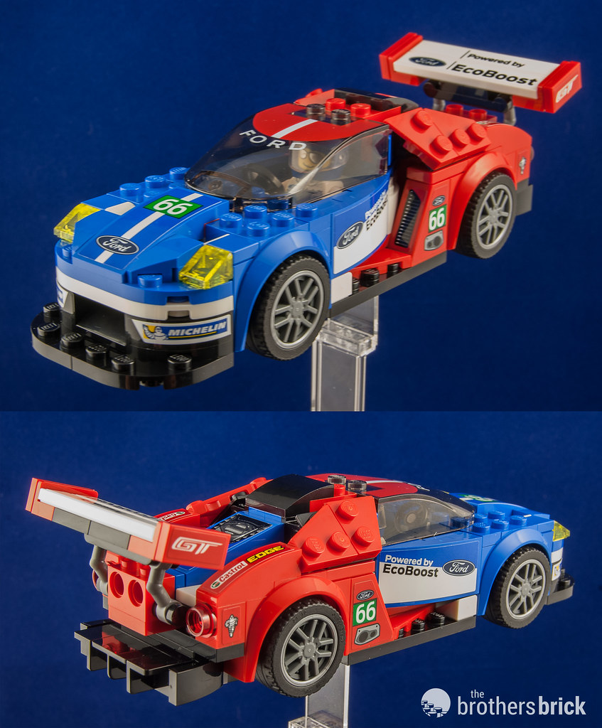 Ford Gt Ford Gt By The Brothers Brick