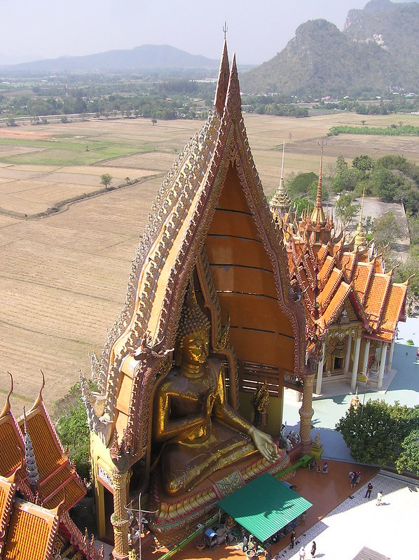 Wat Tham Suea, Tahiland