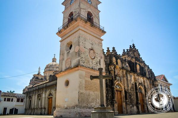 Iglesia de la Merced Granada Nicaragua