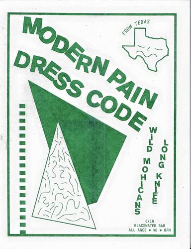 6/10/15 ModernPain/DressCode/WildMohicans/LongKnife