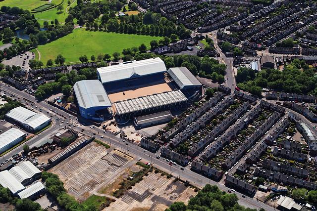 Hillsborough Stadium, Sheffield