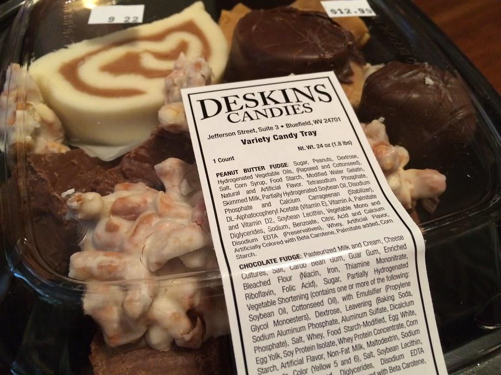 Deskins Candies