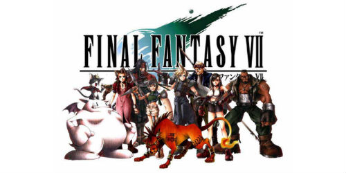 Final Fantasy VII coming to PS4 in October 16