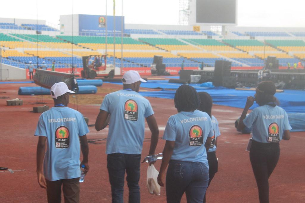 Gabon AFCON Prep 3