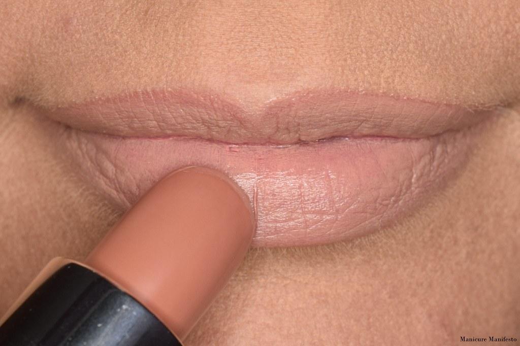 Zoya cameron lipstick swatch