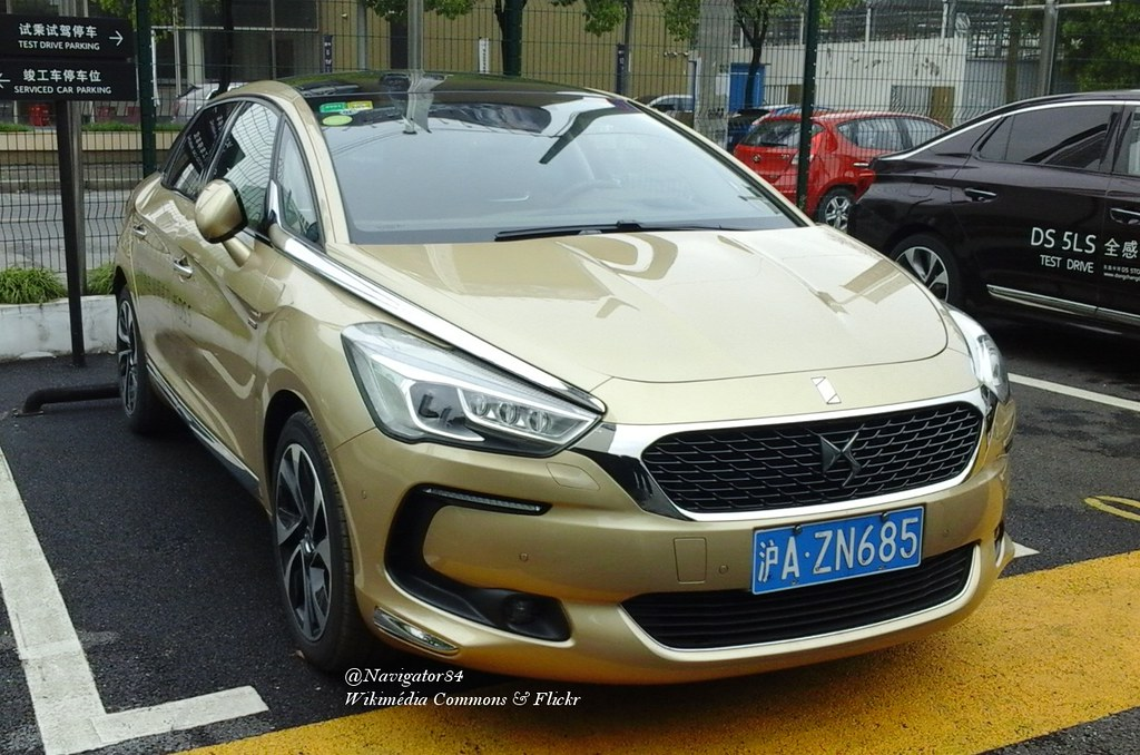 Ds 5 Facelift 01 China 2016 04 16 A Ds 5 Facelift Photogra Flickr