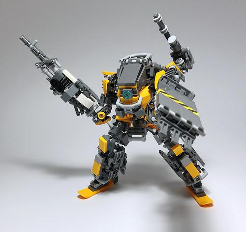 LEGO Robot Mk10-05