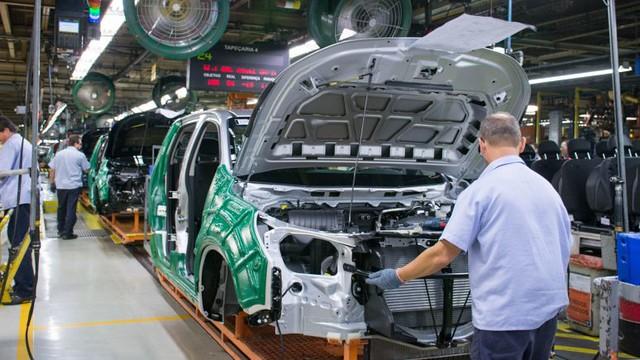 Chevrolet - Produção S10 e Trailblazer