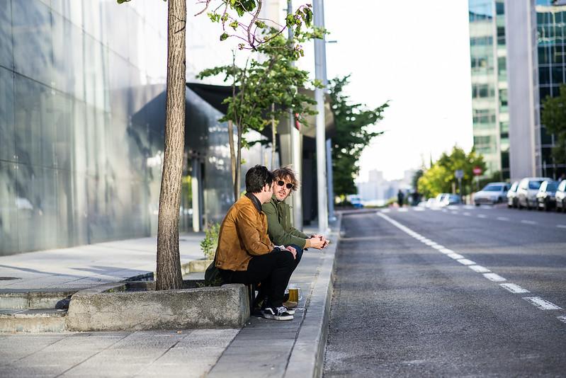 Esperando a Nick Cave