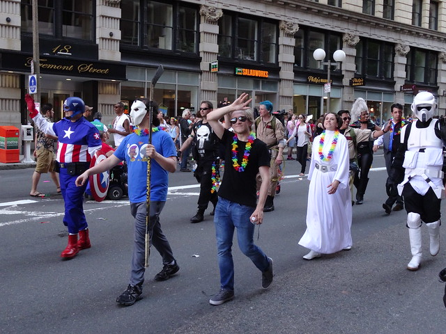 Boston Pride 2015