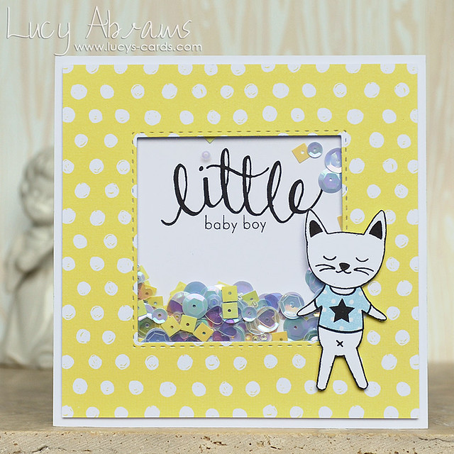 Little Baby Boy by Lucy Abrams