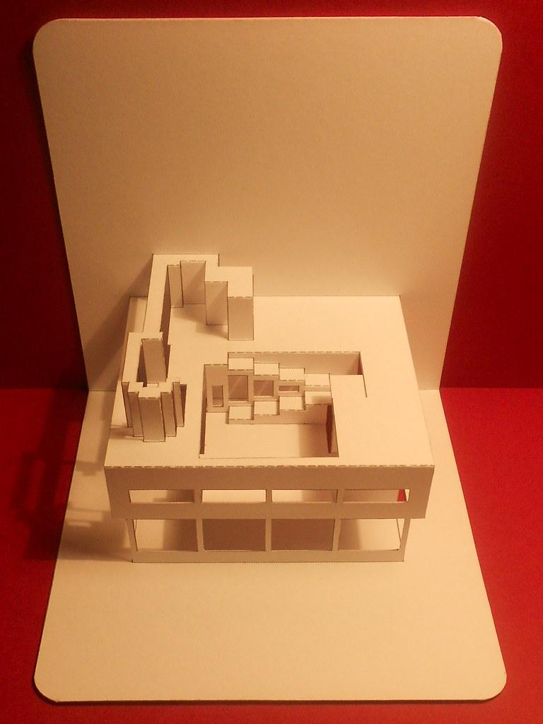 Fabuleux Villa Savoye / Le Corbusier, architecte | étude | jiem | Flickr GJ95