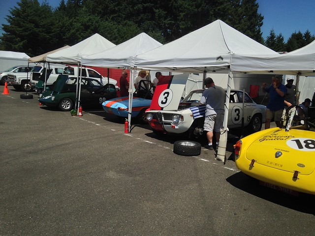 27th Annual Pacific Northwest Historics Vintage Races