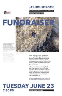 Jailhouse Fundraiser