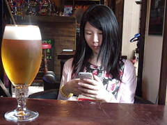 Beer with XiXi