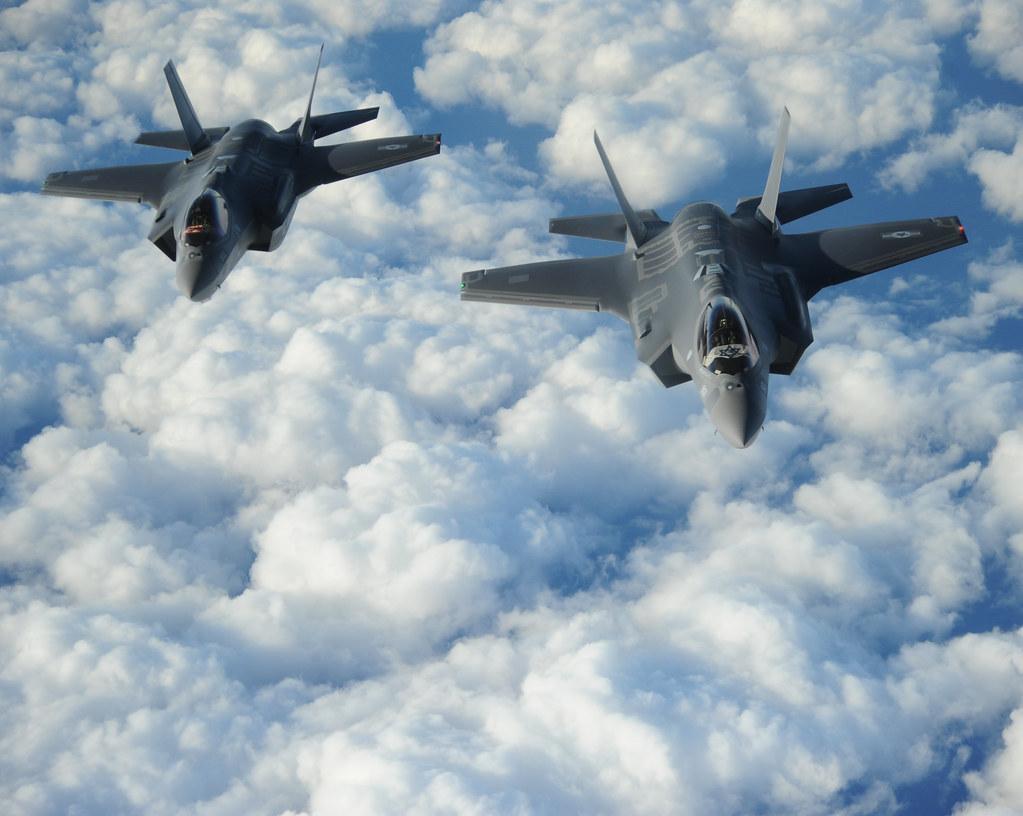В Израиль прибыли первые два истребителя F-35