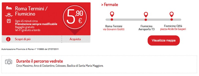 Aeroporto de Fiumicino - Roma