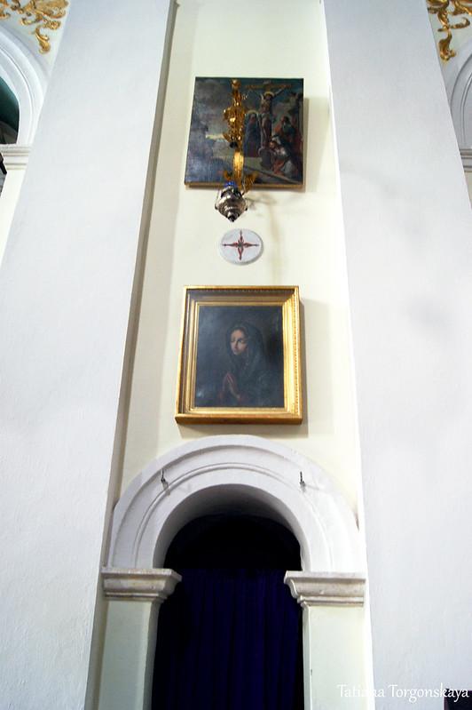 Живопись в храме